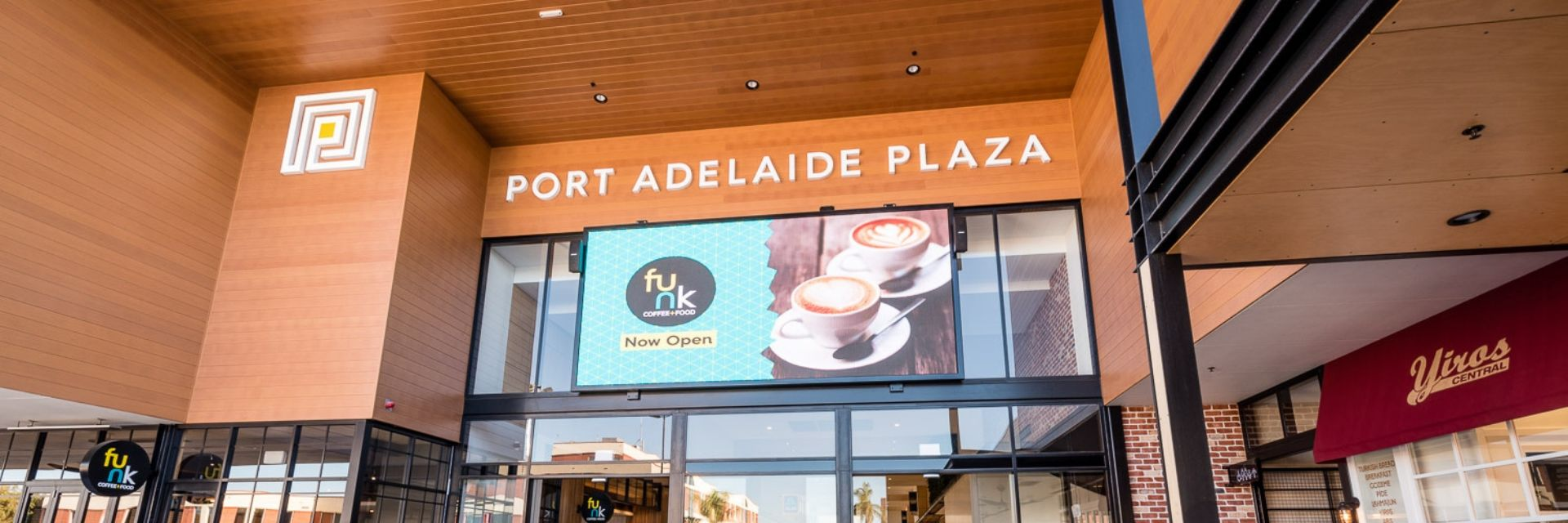 Port Adelaide Plaza