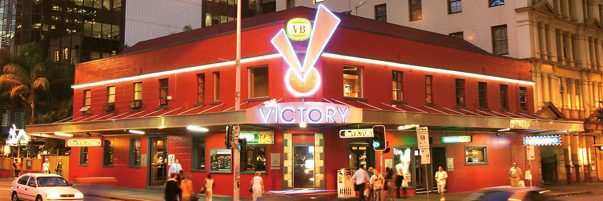 Victory Hotel (QLD)