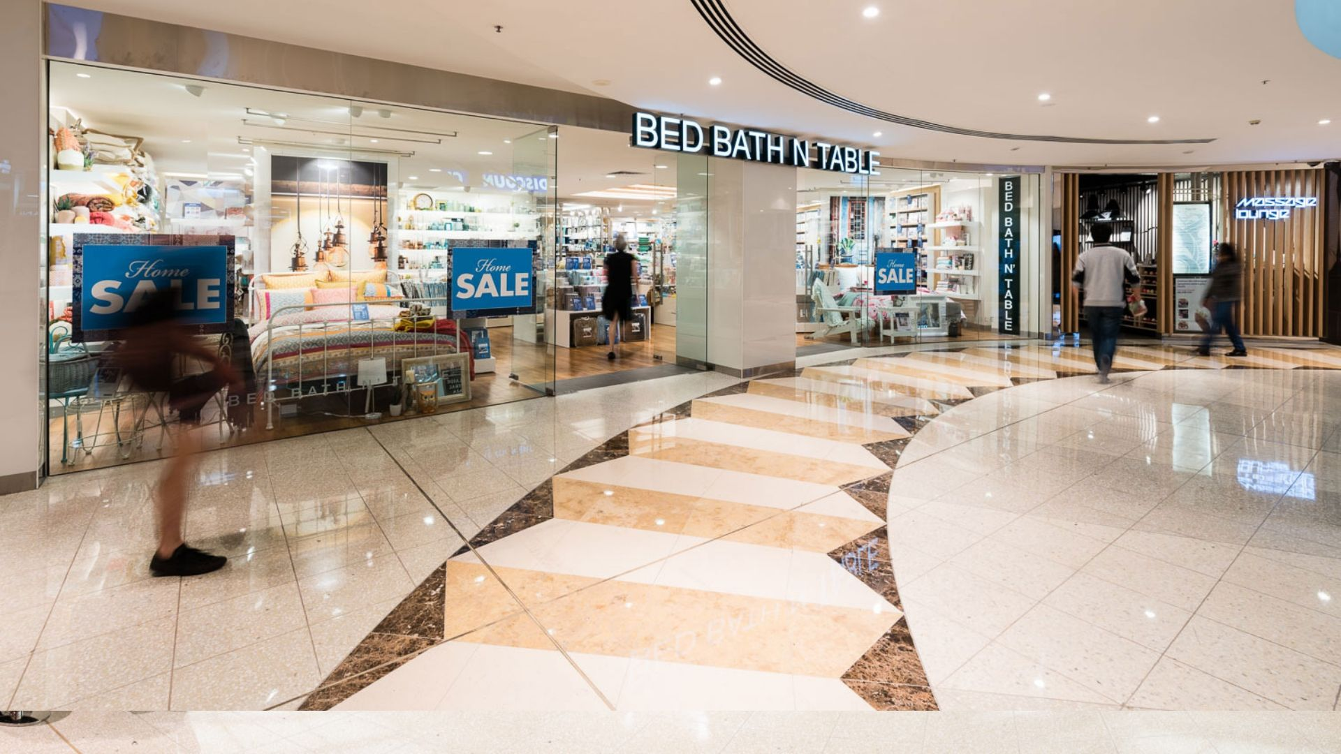 Adelaide Central Plaza - Homewares - Bed Bath N Table