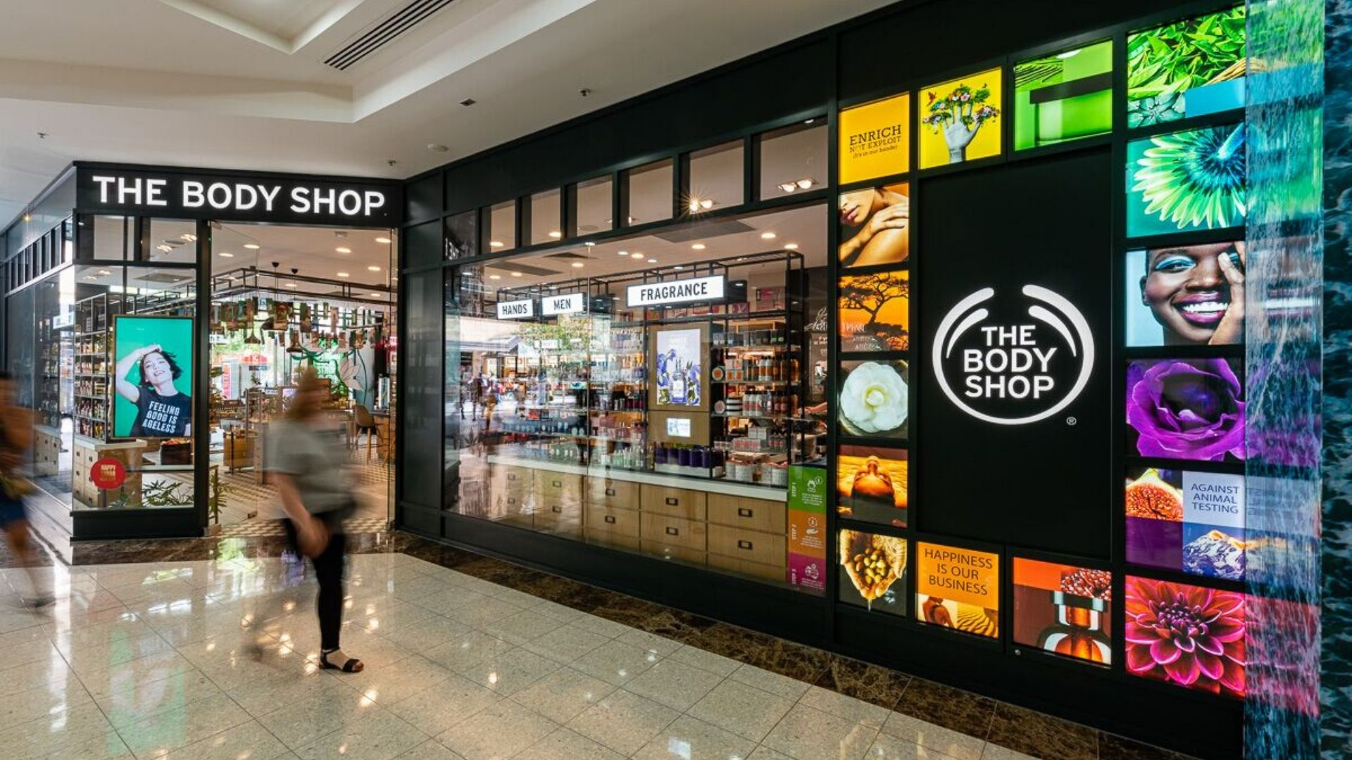 Adelaide Central Plaza - The Body Shop