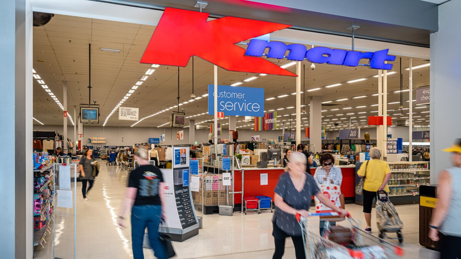 Port Adelaide Plaza - Kmart