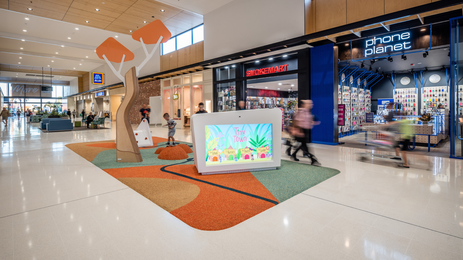 Port Adelaide Plaza Childrens Play Area