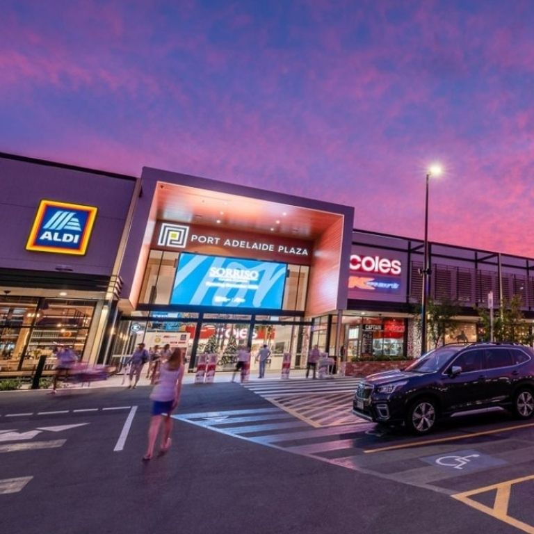 Port Adelaide Plaza™​