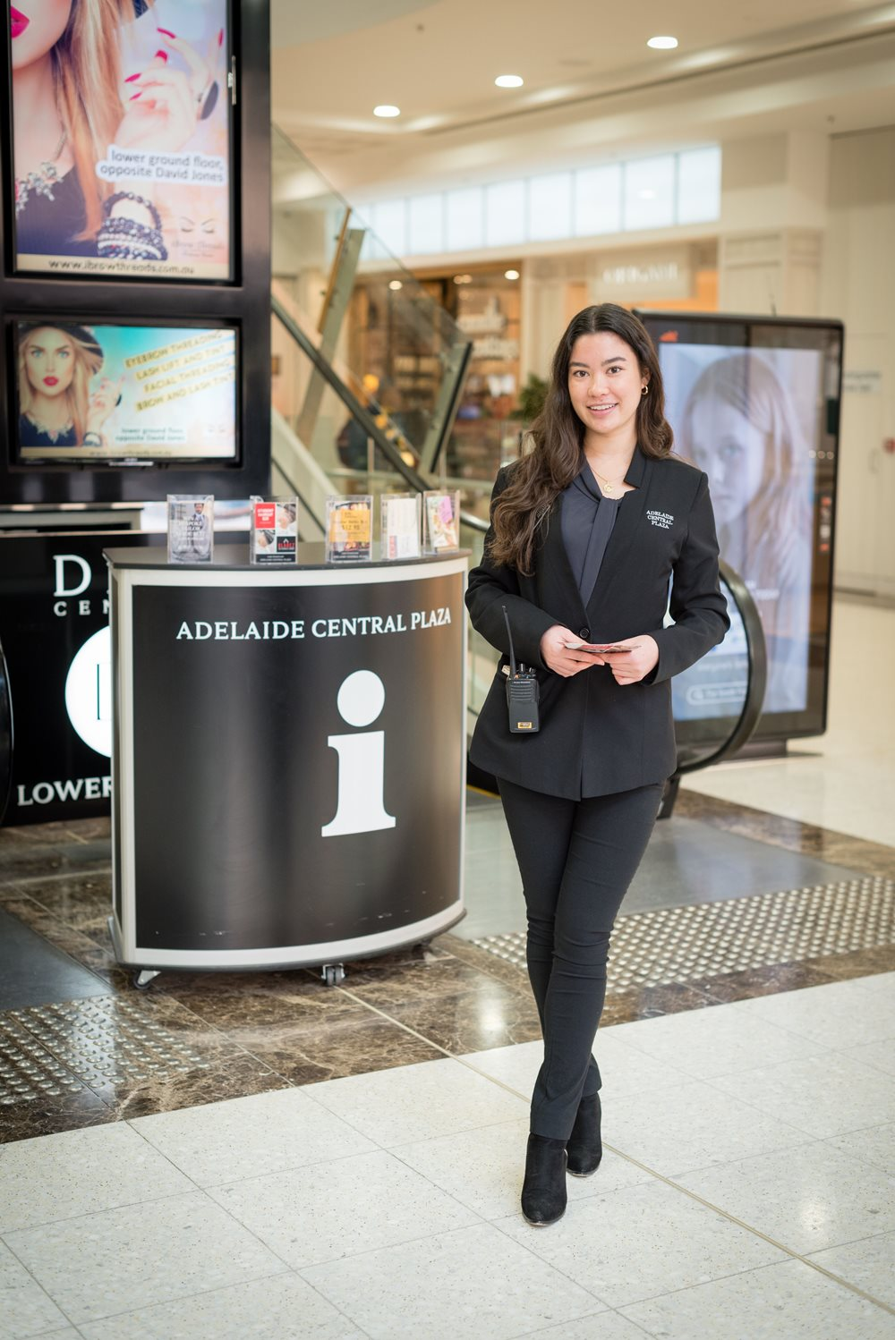 Adelaide Central Plaza Concierge